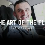 Business Tips: This Just In From the Back Seat of a Car: Lazy Juice Is Not Real | DailyVee 465